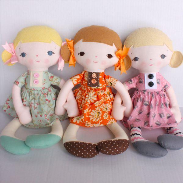 free crochet amigurumi doll pattern a basic crochet doll pattern free ...