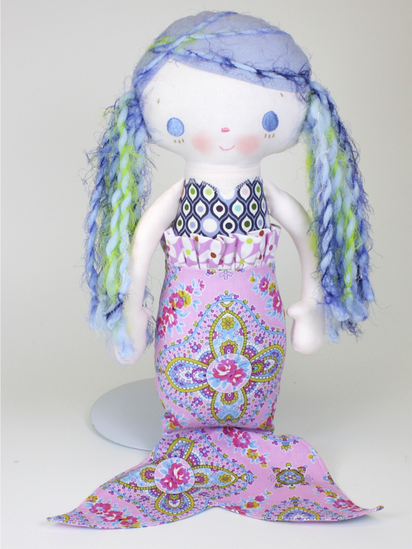 Contemporary Free Rag Doll Sewing Patterns Model - Knitting Pattern ...