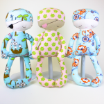Sleepy Pajama Baby PDF Pattern