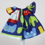 "Baby Dress #77- Fits 11"" Baby"