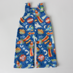 "Overalls #45- Fits 15"" Mae"