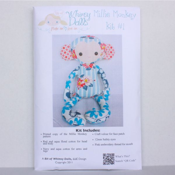 Millie Monkey Kit 1