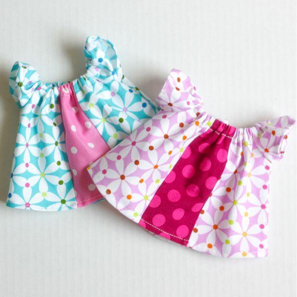 Bit Of Whimsy Dolls Penny S Party Dress Pdf Pattern
