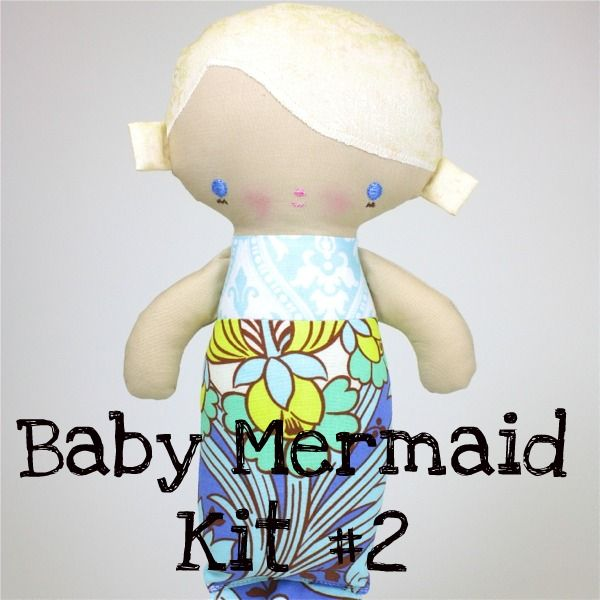 Baby Mermaid Kit #2
